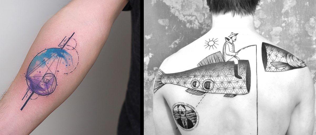 tattoo abertura