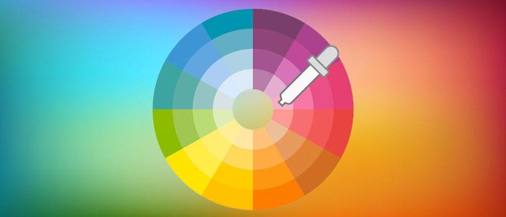 abertura criação de paletas de cores