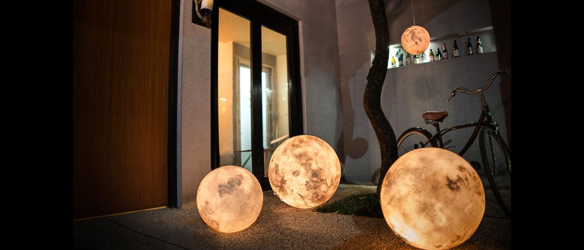 design produto natureza lua