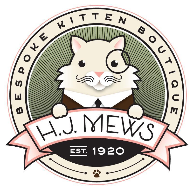tipografia ilustração e design jessica hische logotipo loja de gatos