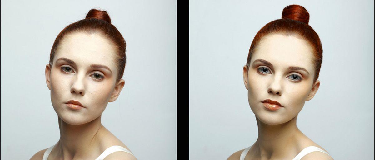 Tratamento de fotos moda Photoshop mulher