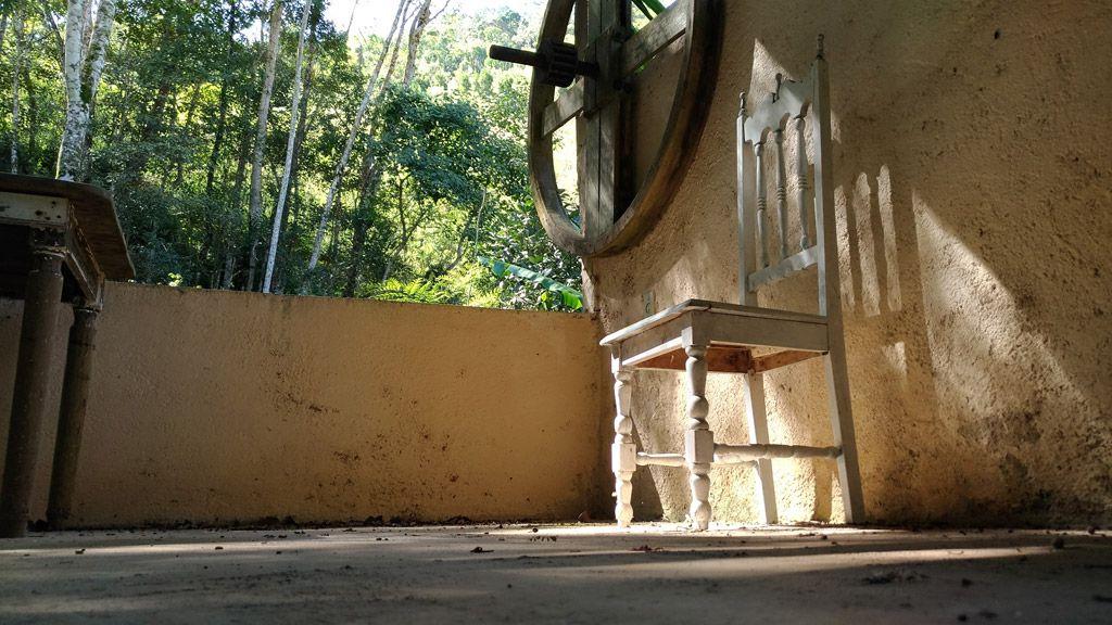 Cadeira - Antes