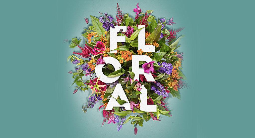 efeito-texto-photoshop-letras-floral