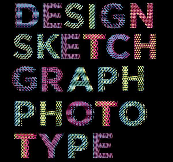 tipografias-diferentes-alfabeto-stitching-font