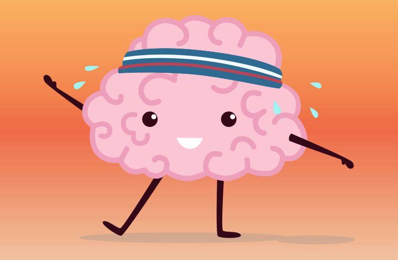 ócio criativo cérebro em atividade