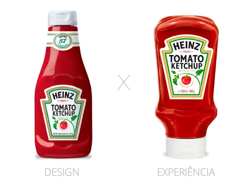Heinz - design x experiencia