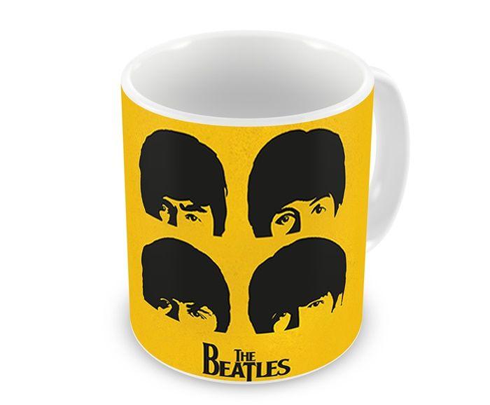 Marca - Caneca Beatles