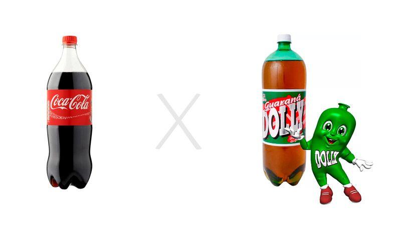 Sobrinhos - Coca-Cola X Dolly