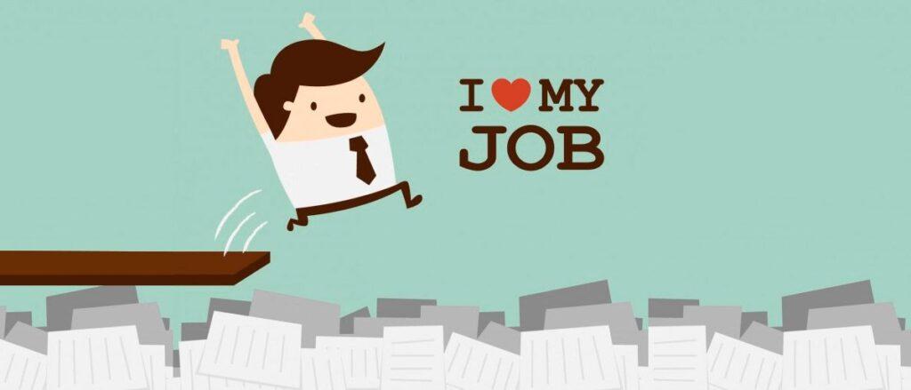 Você ama o que você faz?