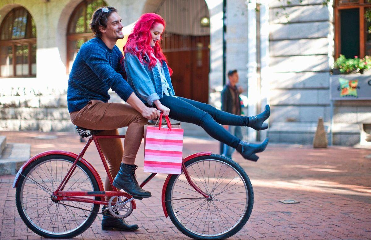 Casar ou comprar uma bicicleta