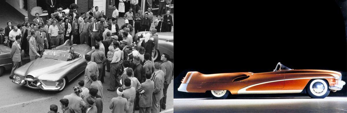Design de carros - Harley Earl 04