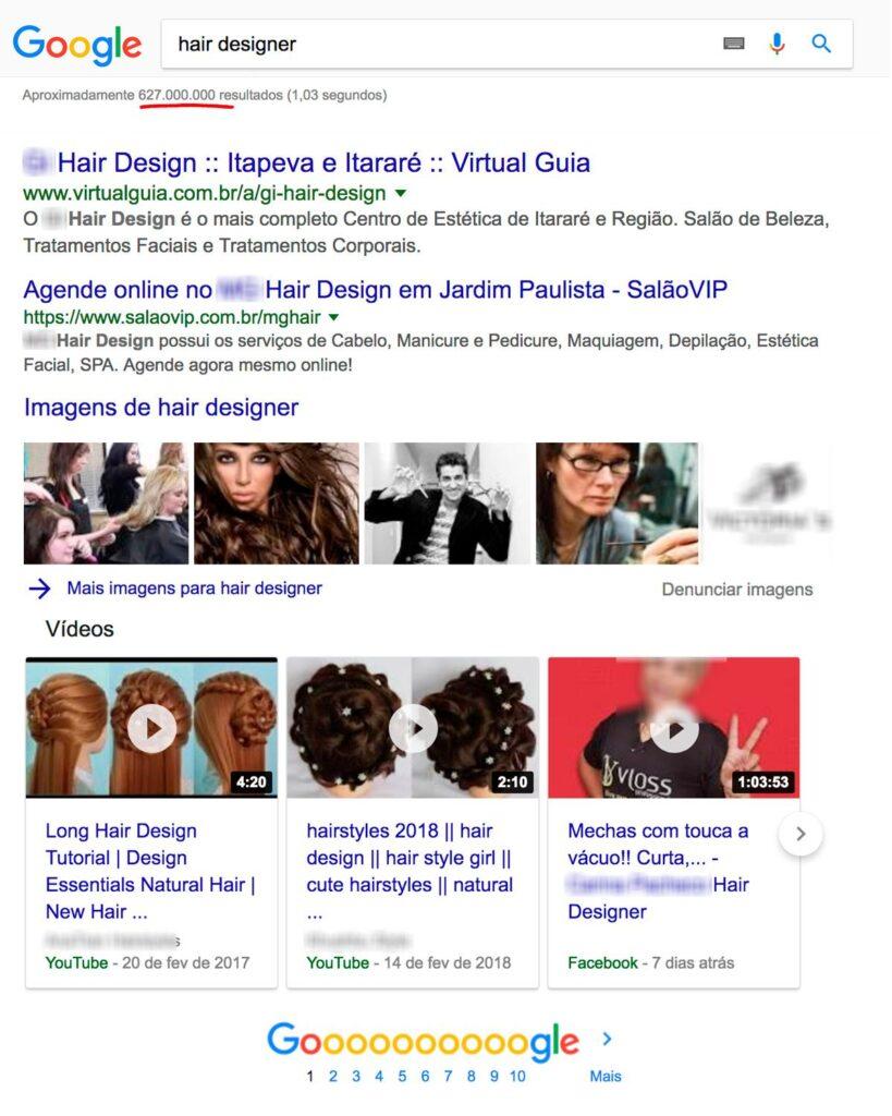 Google - Hair Designer