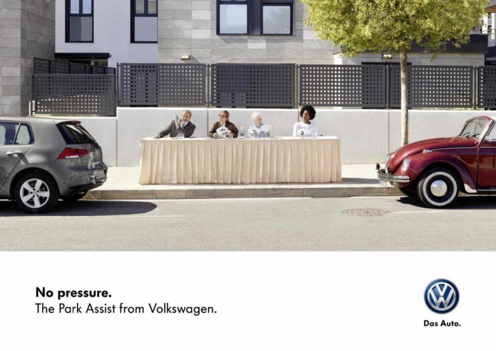 Park Assist - Wolksvagem