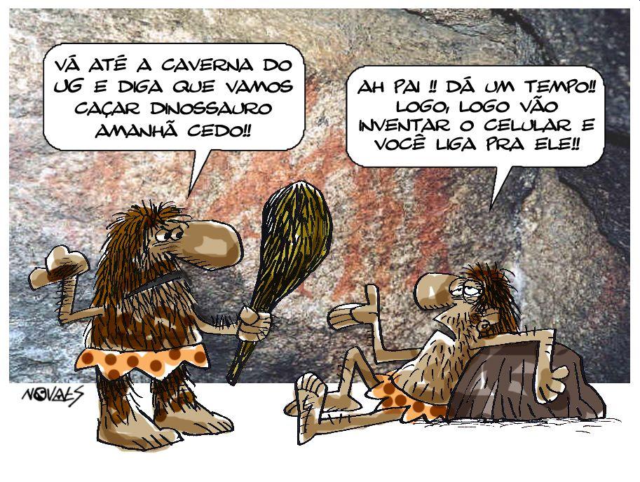 comunicacao homem caverna