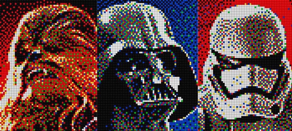 blog pixel art capa star wars