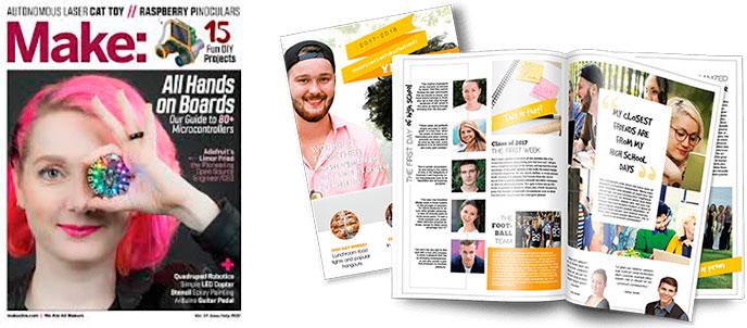 movimento maker - magazine