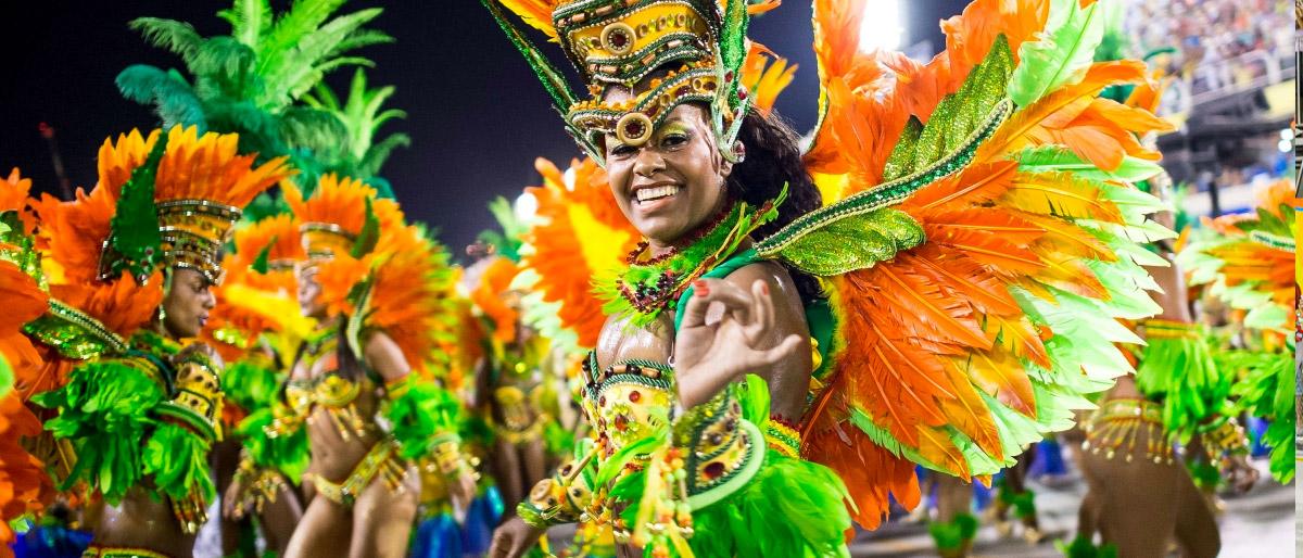 Carnaval e design