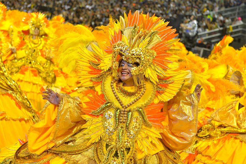 Carnaval e Design - Fantasia 3