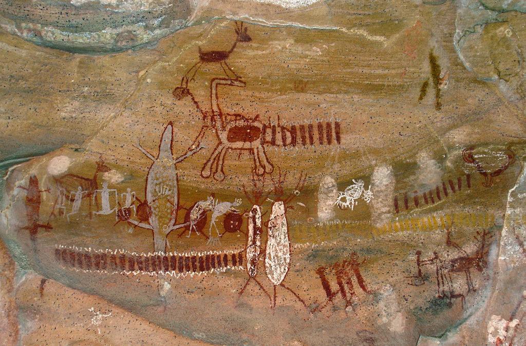 storytelling - pinturas rupestres