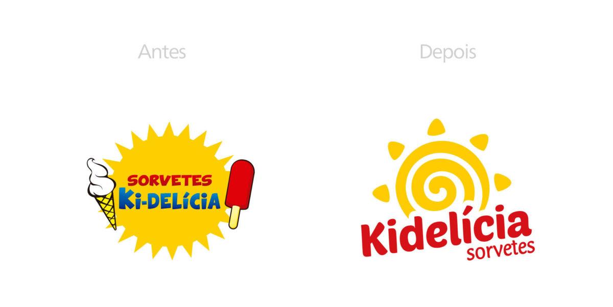 identidade-visual-kidelicia-sorvetes-logo-antes-depois